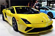2012巴黎车展 兰博基尼新款盖拉多发布