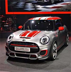 2014北美车展 全新MINI JCW概念车亮相