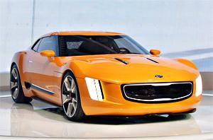 2014北美车展 起亚GT4 Stinger正式亮相