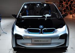 宝马新款i3配置升级 北美车展亮相