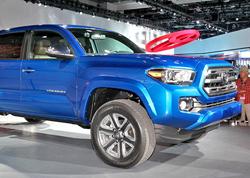 2015北美车展 丰田新款Tacoma皮卡发布